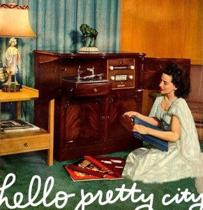 lady with records_hpc
